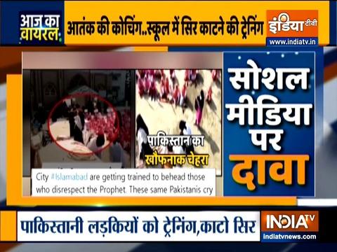 देखिए इंडिया टीवी का स्पेशल शो आज का वायरल | 31 अक्टूबर, 2020
