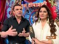 Comedy Circus team celebrates Diwali with colourful diyas
