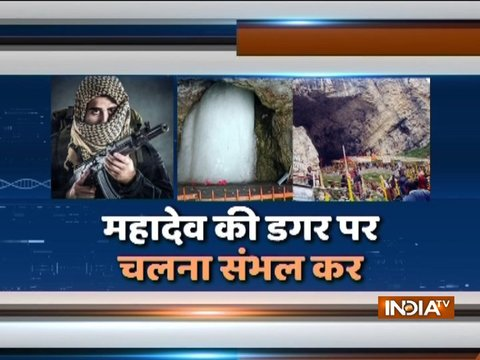 Yakeen Nahi Hota: Terrorists planning to target Kedarnath Yatra, heavy security for devotees