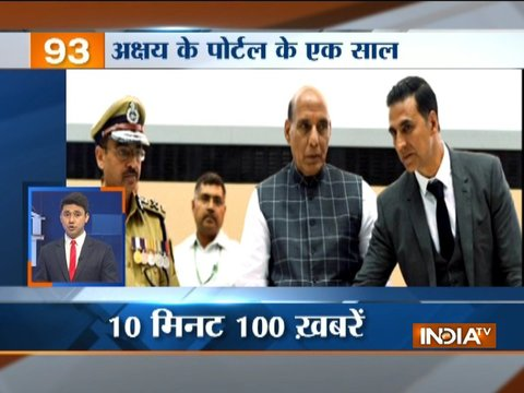 News 100 | 10th April, 2018