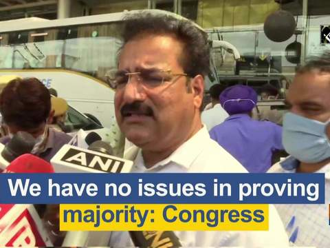We have no issues in proving majority: Congress