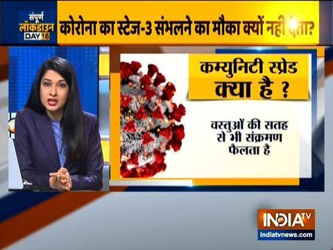 कोरोना वायरस की स्टेज 3 से  इंडिया कितना दूर, कितना पास ? देश के बड़े डॉक्टर्स से जानें