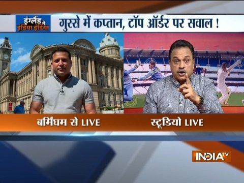 Virat Kohli becomes No 1 Test batsman depite India's defeat in Birmingham