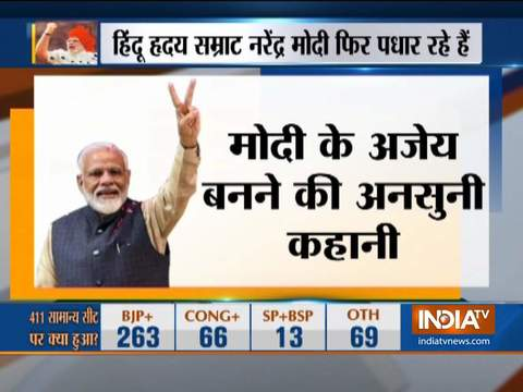 How strong is the Hindu vote bank of Narendra Modi
