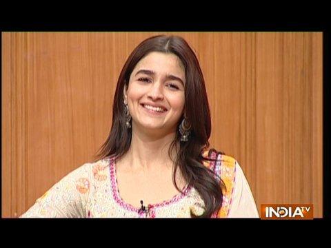 Alia Bhatt in Aap Ki Adalat: Raazi actress reacts to viral jokes and memes on her IQ
