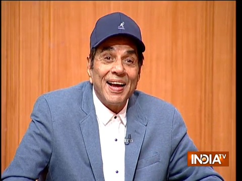 Bollywood actor Dharmendra reveals he performed his own stunts in Sholay