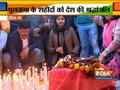 Pulwama Attack | India mourns loss of 40 CRPF bravehearts; visuals of candle light march at India Gate