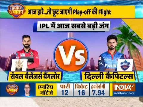 IPL 2020 | Delhi Capitals win toss, elect to field against RCB in Abu Dhabi