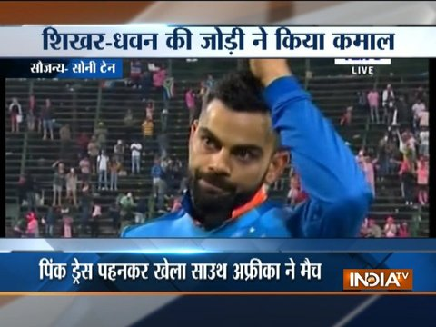 IND vs SA, 4th ODI: South Africa won by 5 wickets, India still lead the series 3-1