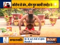 Swami Ramdev shares yogasans for both weight loss and weight gain