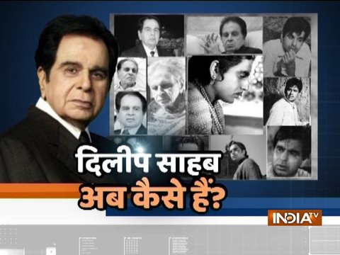 And it was a coincidence for Dilip Kumar breaking into film industry. Watch our show to know more!