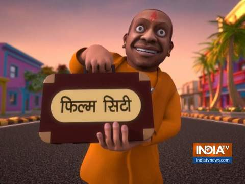 OMG: Yogi Adityanath government to build a new film city in Noida