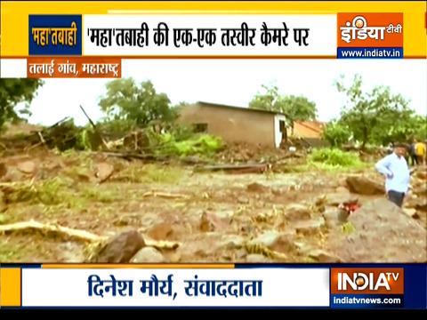 Maharashtra Rains: 47 dead in rain-related incidents in Raigad