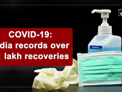 COVID-19: India records over 71 lakh recoveries