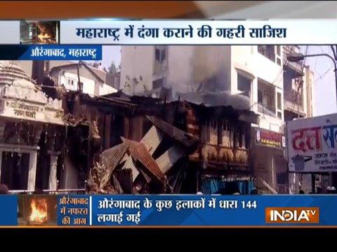 Section 144 imposed in Bihar's Aurangabad after Ram Navami