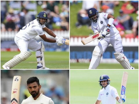 What will be India's opening combination for Adelaide opener?
