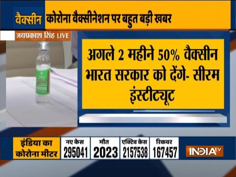 Covid Vaccination: Serum to provide Covishield at 400 to states, Rs 600 per dose to private hospitals