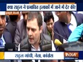 Exclusive: What Rahul Gandhi told riot victims in North East Delhi
