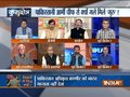 IndiaTV Kurukshetra on August 18: Debate on Sidhu hugging Pakistan Army chief