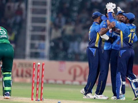 पाकिस्तान बनाम श्रीलंका, दूसरा टी20: लंका ने 35 रनों से मैच जीतकर बनाई अजेय बढ़त