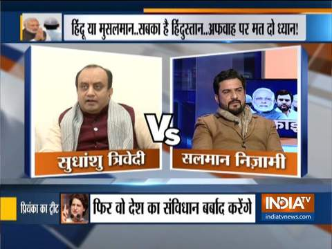 Kurukshetra: Friday prayers pass off peacefully. Watch debate as political leaders spar over issues