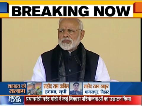 पुलवामा हमले पर पीएम मोदी की पाक को कड़ी चेतावनी, कहा-भारतीय सेना को पूर्ण स्वतंत्रता दे दी गई है