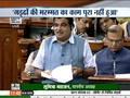 We fail to repair potholes on time, says Nitin Gadkari in Lok Sabha