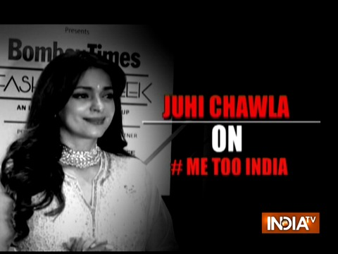 Juhi Chawla encourages young women to adopt right path