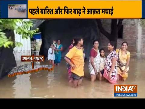 Heavy rain continue in Mumbai, NDRF deployes several teams in parts of Maharashtra