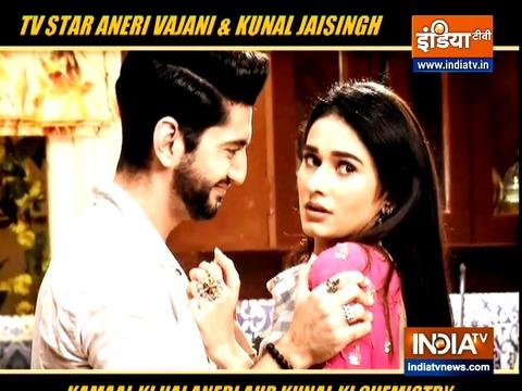 अनेरी वजानी और कुणाल जयसिंह ने इंडिया टीवी के साथ की गपशप
