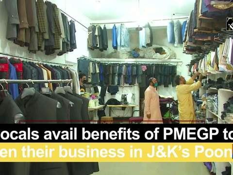 Locals avail benefits of PMEGP to open their business in J-K's Poonc