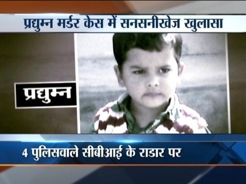 CBI says Haryana police destroyed evidence in Ryan murder case