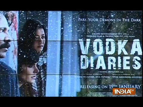 Vishal Bhardwaj launches Vodka Diaries's song Sakhi Ri