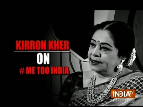 Kirron Kher opens up on #MeToo Movement