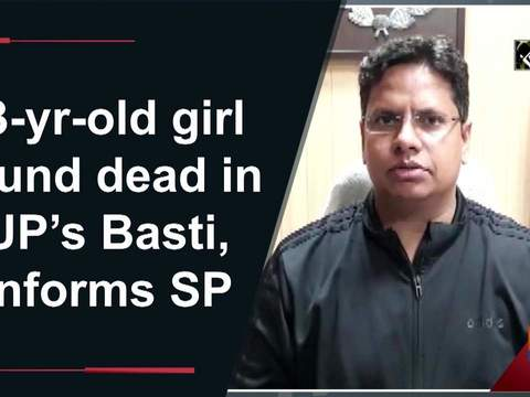 23-yr-old girl found dead in UP's Basti, informs SP