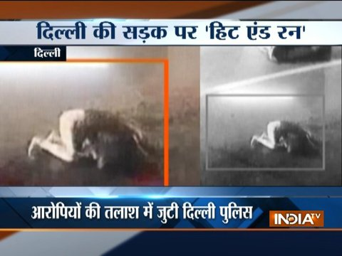 Hit and run: Speeding SUV hits two women in Delhi, one run over