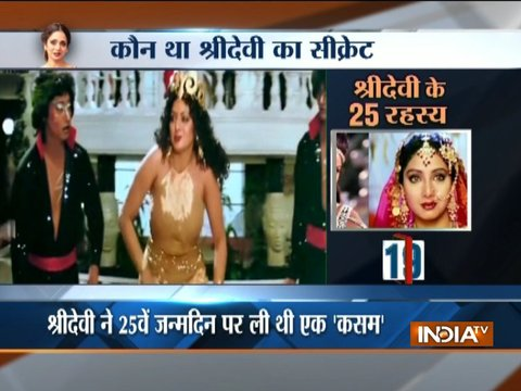 How superstar Sridevi became 'Roop Ki Rani'