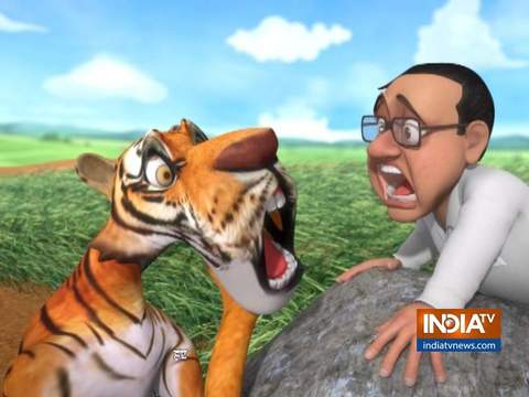 OMG | P Chidambaram gets into hide and seek game with CBI in INX Media case