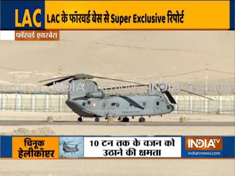Exclusive: With Sukhoi-30 MKI and C-17 Globemaster, IAF ramping up deployment along LAC with China