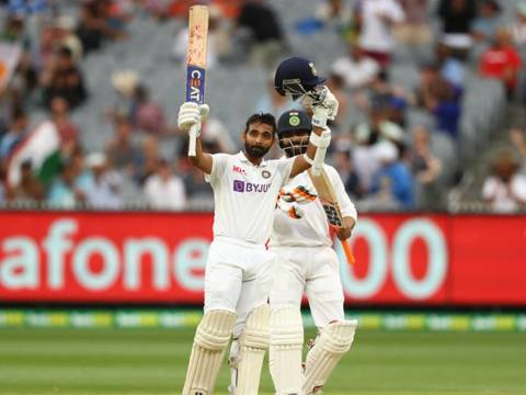 Boxing Day Test 2020: Ajinkya Rahane plays captain's knock to put India in driving seat