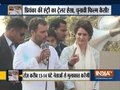 Rahul Gandhi makes Congress workers chant 'Chowkidar Chor Hai' during his roadhshow