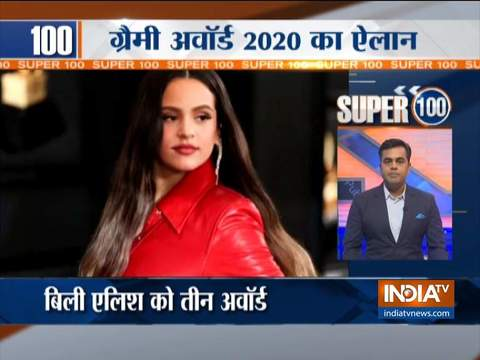 सुपर 100 | 27 जनवरी, 2020