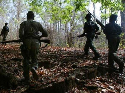 Naxals attack CRPF camp in Chhattisgarh's Doranpal, destroy two barracks