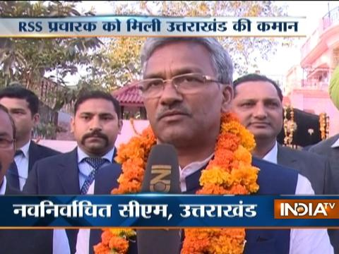 Will ensure safety and respect of women in Uttarakhand : Trivendra Singh Rawat