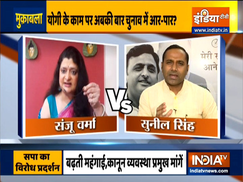 Muqabla | PM Modi praises Yogi govt's work during his visit to Varanasi