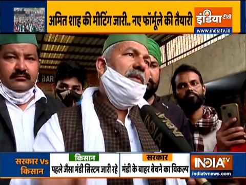 Kurukshetra: Farmer leaders reject govt's proposal on agri laws