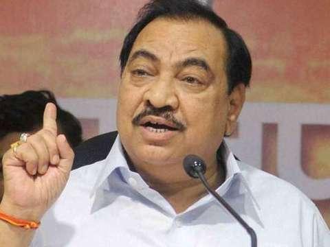 भाजपा नेता एकनाथ खडसे एनसीपी में होंगे शामिल: जयंत पाटिल