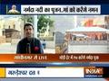 Gujarat: Prime Minister Narendra Modi at the Sardar Sarovar Dam site