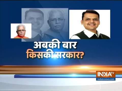 हरियाणा और महाराष्ट्र में 21 अक्टूबर को होंगे विधानसभा चुनाव, 24 अक्टूबर को आएंगे नतीजे