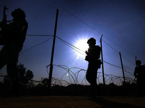 Dozens injured in violent clash at Assam-Mizoram border